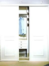 Small Closet Doors Narrow Closet Doors Medium Size Of Space Saving Closet Doors