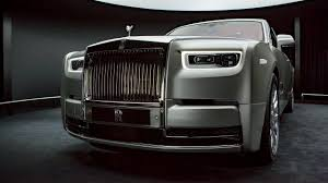 roll royce carro novo rolls royce phantom o mais luxuoso do planeta