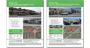 real estate flyers templates free property brochure