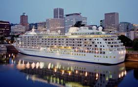 cruise ship the world living at sea the world is your oyster realestate com au
