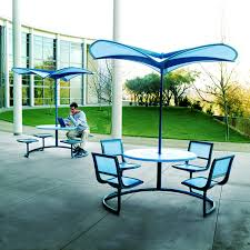 outdoor chair with table attached 86 best attractive picnic tables images on pinterest outside