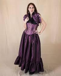 Renaissance Halloween Costume Black Gold Brocade Pixie Skirt Womens Renaissance Clothing