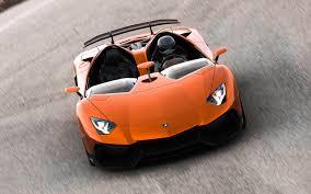 Lamborghini Aventador Orange - orange lamborghini aventador j concept by glorin26 on deviantart