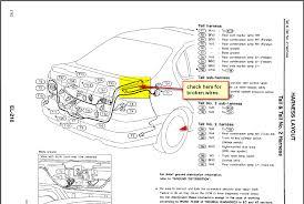 pontiac sunfire tail light wire harness pontiac wiring diagrams