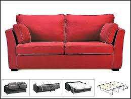 canapé convertible 2 place habitat canape lit fauteuil place convertible lit fauteuil