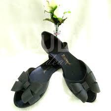 ribbons u0026 jelly sandals 1724 black women u0027s fashion shoes on