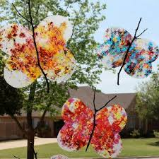 Butterfly Crafts For Kids To Make - 98 best butterflies images on pinterest butterflies butterfly