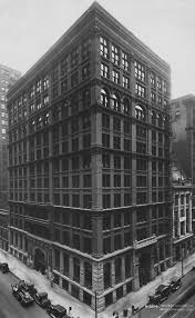 america s first skyser the home insurance building in chicago architecture