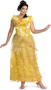 deluxe plus size halloween costumes beauty and the beast belle deluxe plus costume halloween