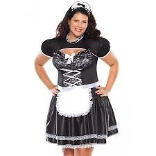 Clean Halloween Costumes Flirty French Maid Halloween Costume