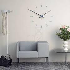 pendule cuisine design horloge murale cuisine design collection avec horloge murale design