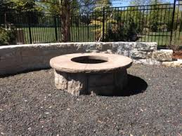 Concrete Fire Pit by Rockmolds Com Fire Pit Photo Gallery