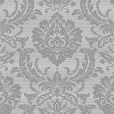 acanthus damask wallpaper lelands wallpaper