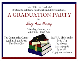 high school graduation invitation wording orionjurinform