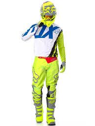 fox motocross australia fox white yellow 2017 360 creo mx jersey fox freestylextreme