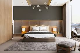 Stylish Bedroom Designs With Beautiful Creative Details - Modern bedroom designs