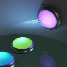 amazon com hotelspa color changing led shower u0026 bath spa light