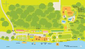Map Austin by Map Of The Resort Lake Austin Spa Resort