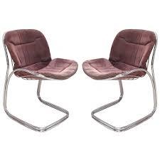 chaise ée 70 chaise annee 80 chaise de chapo es 80 pi ce unique