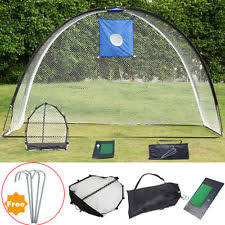 Backyard Golf Practice Net Golf Nets Cages U0026 Mats Ebay