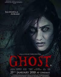 film horor wer fakta film horor ghost dibintangi salshabilla adriani