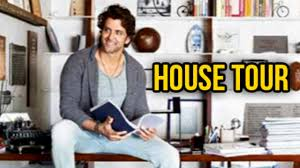 hrithik roshan u0027s house tour in mumbai celebrity homes video