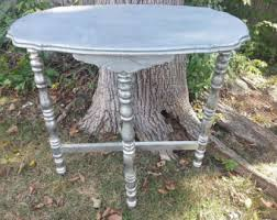 Shabby Chic Side Table Shabby Chic Table Etsy