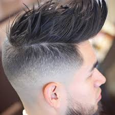 undercut with textured spiky hair hairstyles and haircuts for boys