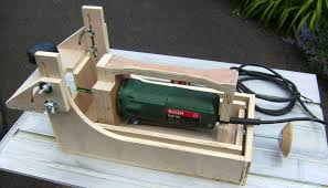 Bench Mortise Machine Homemade Festool Domino Xl Df 500 Style Mortising Machine By Don
