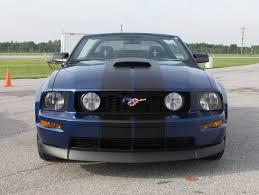Black 2007 Mustang 2007 Mustang Vista Blue With Gloss Black Or Matte Black Stripes
