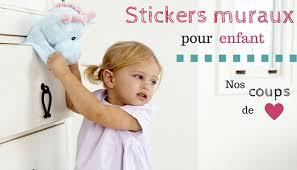 stickers chambre d enfant stickers chambre bébé trouvez le décor parfait