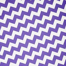 recycled purple chevron white wrapping paper by