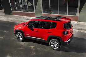 jeep renegade blue jeep u0027s new renegade crossover suv la times