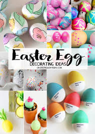 easter eggs for decorating easter egg decorating ideas easy ideas