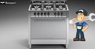 bompani piano cottura assistenza bompani cucine e piani cottura