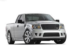 ford saleen truck saleen ford f 150 s331 sport truck 2006 pictures information