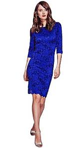 blue lace dress blue lace dresses dresses women debenhams