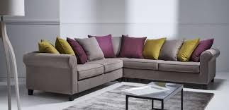 salon sans canapé salon canapé home spirit sofa chic canapé fixe cuir tissu