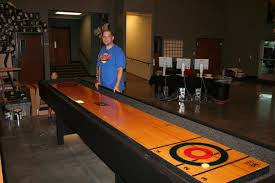 How To Play Table Shuffleboard Bowling Lane Shuffleboard Table By Joeysjunk Lumberjocks Com