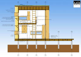 straw bale house plans a straw bale cabin aata arquitectos small house bliss