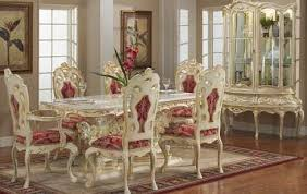 victorian dining room 755 with small china victorian furniture