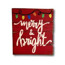 25 unique merry and bright ideas on canvas