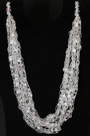 trellis ladder yarn necklace instructions 20 best trellis yarn images on pinterest yarn necklace ribbon
