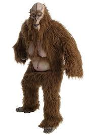 scary costumes scary ape costume animal rental costumes