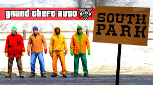 south park gta 5 south park youtube