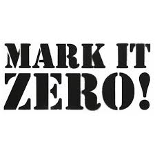 Font Spray Paint - mark it zero
