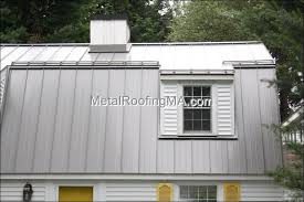 standing seam metal roof guide for homeowners