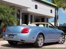 bentley convertible blue 2008 bentley continental gt gtc convertible