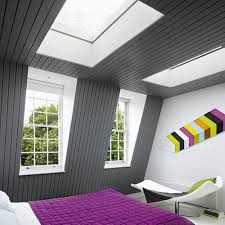 white fabric foam mattress low ceiling attic bedroom ideas floral