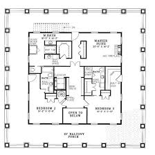 southern plantation style house plans 5 bedrm 4874 sq ft southern house plan 153 1187